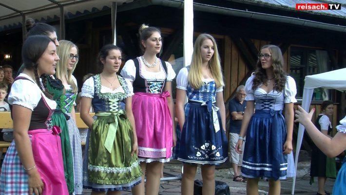 Jugendchor Grafendorf 020816
