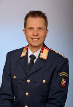 Landesbranddirektor Ing. Rudolf Robin