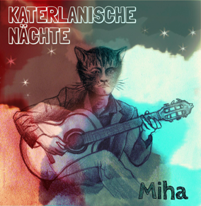 Katerlanische Nächte - Coverart by Sophie Westarp ©