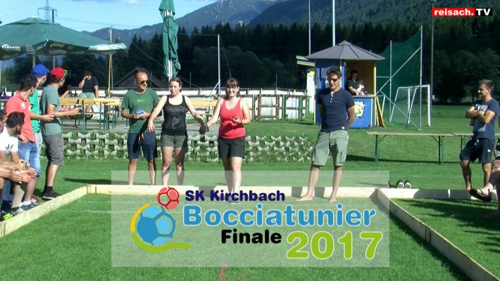 Boccia Turnier